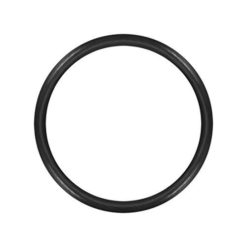 sourcing map 50pcs O-Ringe Nitrilkautschuk 13mm x 15mm x 1mm Dichtungsringe Versiegelung DE -