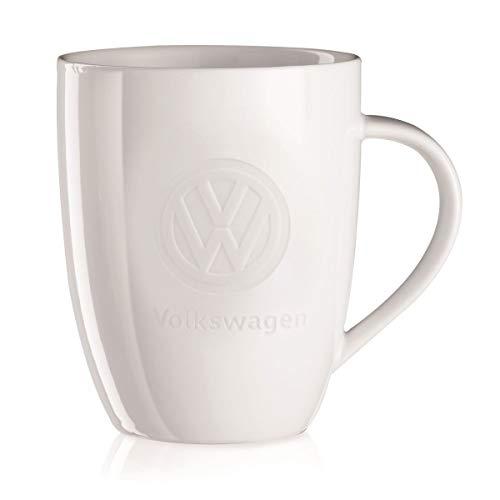 Original VW Tasse mit Volkswagen Logo, graviert