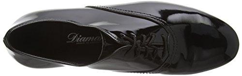 Diamant  Diamant Tanzschuhe Herren 078-075-038, Chaussures de Danse de salon homme Noir - Noir