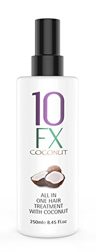 10 FX All In One Hair Styling Treatment with Coconut