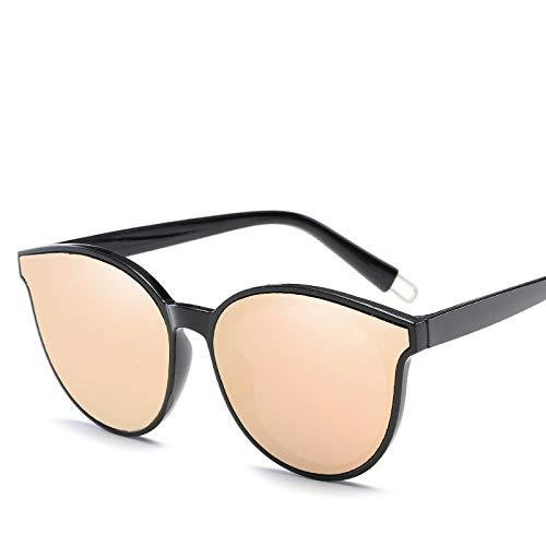 AAMOUSE Neue Männer Sonnenbrille FrauenDesigner, Sonnenbrille Mode Brille schwarz Orange