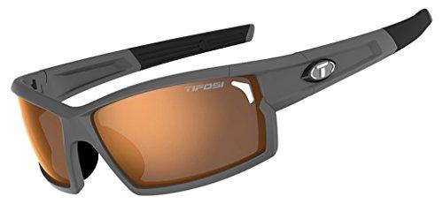 Tifosi Optics Tifosi Camrock Matte Gunmetal Fototec Sunglasses - Brown Fototec™