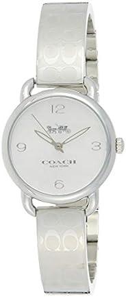 Coach Womens Quartz Wrist Watch, Analog and Stainless Steel- 14502891