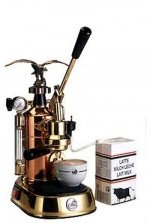 La Pavoni Handhebel Espressomaschine PDH Professional - Made in Italy