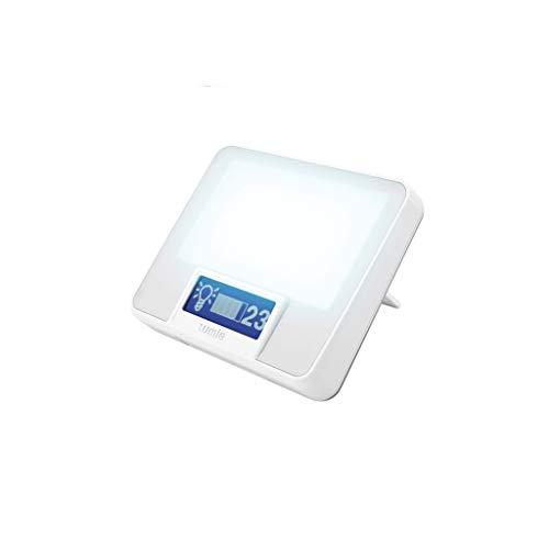 Lumie Zest Lampe de Luminotherapie/Lampe Polyvalente Simulateur d'Aube