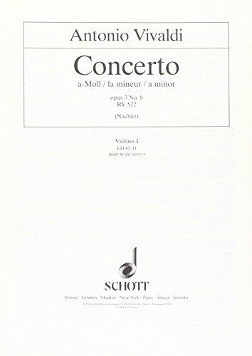 L'Estro Armonico Op. 3/8 Rv 522