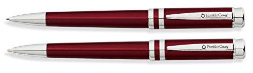 a-t-cross-boligrafo-y-portaminas-09-mm-franklin-covey-fiat-freemont-barniz-de-color-rojo