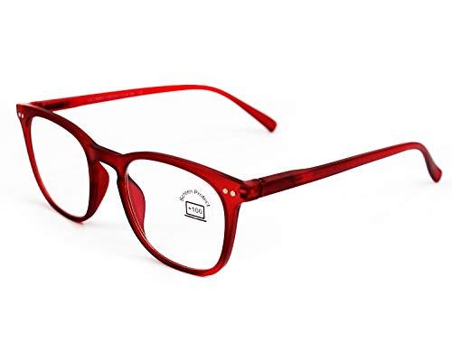 Gafas Lectura Protección Anti Luz Azul y Fatiga