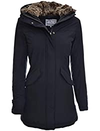 Penn-Rich Woolrich Blaue Jacke F-Big Sky Coat