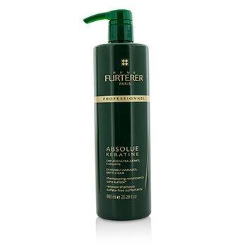 Rene Furterer Absolue Kératine Shampoo, 600 ml (Absolue Auge)