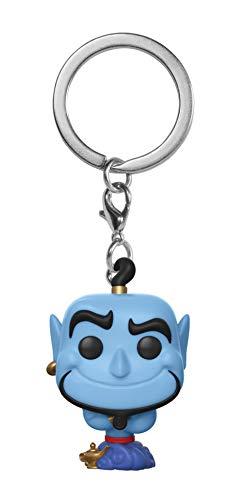 Funko 35932 Pocket Pop - Llavero (diseño de Disney: Aladdin: Genie