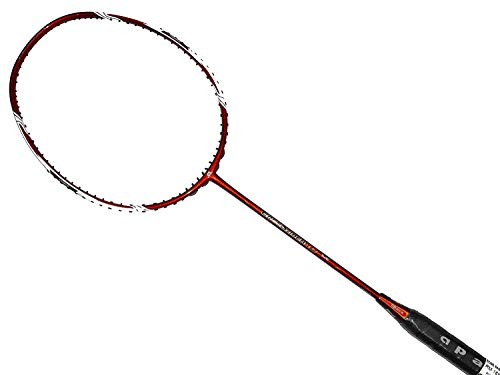 Apacs edgesaber 10rot Badminton Schläger (4U)