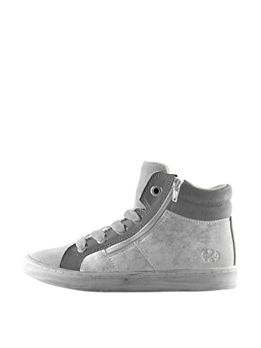 Sneakers - 4527-syntleapatj - Kind White-Grey
