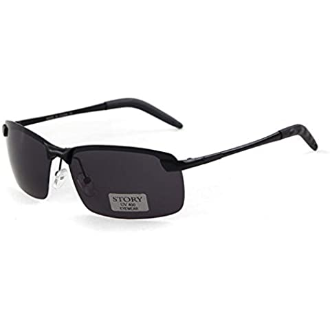 ADEWU da uomo guida occhiali da sole
