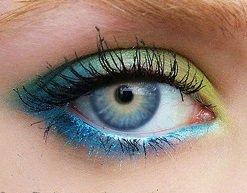 2 x Sky Kontaktlinsen als Jahreslinsen ohne Stärke + GRATIS Behälter farbige Kontaktlinsen auch für Karneval für einen tollen Blick