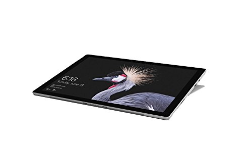 Microsoft Surface Pro 1,24 cm (12,3 Zoll) Notebook (Intel Core i5 der 7. Gen., 8 GB RAM, 256 GB SSD, Windows 10 pro) [neues Modell 2017]