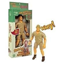 Australia Zoo - Steve Irwin 9 Collectible Talking Poseable Action Figure by Wild Republic