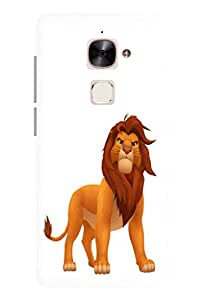 LeEco Le 2 Designer Printed Cases and Covers & Back Covers For Le2 by CareFone