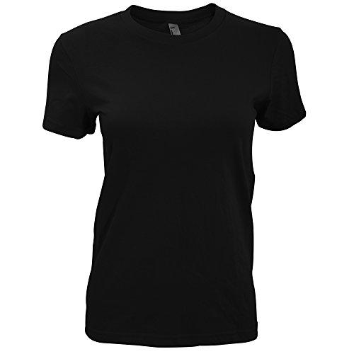 american-apparel-damen-t-shirt-rundhalsausschnitt-kurzarm-medium-schwarz