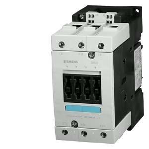 SIEMENS SIRIUS - CONTACTOR AC-3 30KW CORRIENTE ALTERNA 220-240V 3 POLOS S3 CONEXION TORNILLO