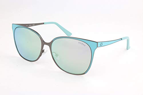 Guess Damen Sonnenbrille, Blue, 58