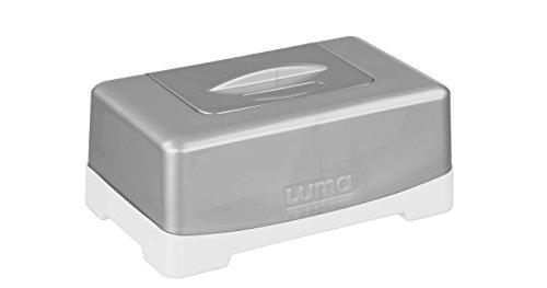luma-babycare-l22906-boite-a-lingettes-nettoyantes-sparkling-silver-argent