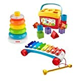 Fisher-Price Classic Infant Trio Gift Set by Unknown