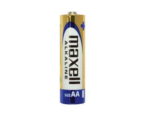 Maxell Alkaline-Batterien Micro 1,5V Typ AAA, 4 Stück