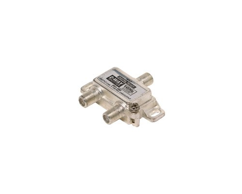 Steren 201-102 1GHz/130dB 2-Way Dig-Ready Splitter (Steren Splitter)