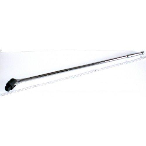 Preisvergleich Produktbild 1 zoll 25 mm Gelenk-Griff Kraftgriff, Verlängerung 1000 mm 100 cm 1 Meter lang für Steckschlüssel, Ersatz für Ratsche, Lösen und Festanziehen von Muttern. Schrauben, z. B. Radmuttern, Radschrauben