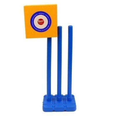 NEW Les débutants de Cricket de bowling pratique & Formation offstump stumpi Cible en mousse