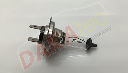 Preisvergleich Produktbild DAKAtec 950004 Glühlampe Hauptscheinwerfer H7 55W 12V Sockelausführung PX26