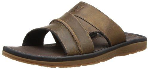 Timberland Original Sandals_Originals Sandals Slide, Herren Sandalen, Braun (Brown Oiled), 40 EU