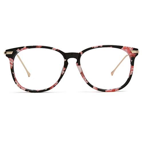 Redondo retro gafas lectura for hombres mujeres, Personalidad