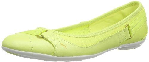 Puma Bixley Shine Wn's 356301 Damen Ballerinas Gelb (sunny lime 03)