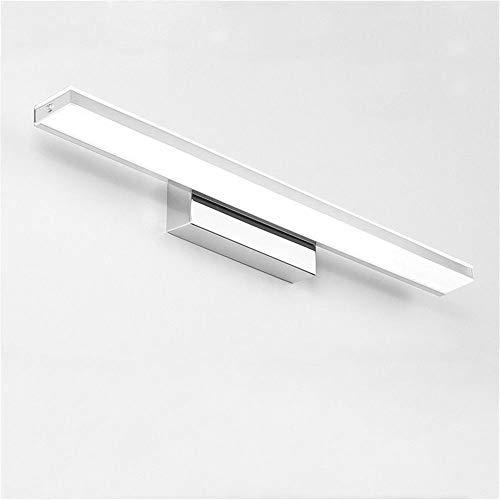 Moderne chrom bad leuchten leuchte toilette wandleuchte eitelkeit lampe über kosmetikspiegelschrank...