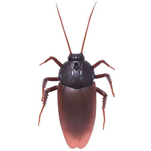 Zerama Fernbedienung Mock-Fälschungs-Schabe-Spielzeug Halloween-Spinnen-Ant Prank Insekten Witz Scary Trick Spielzeug
