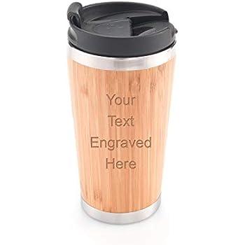 Personalised Travel Mug Any Image Or Message Printed