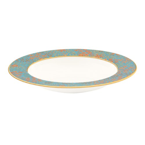 Lenox Gilded Tapestry Pasta/Rim Soup Bowl Rimmed Soup Bowl