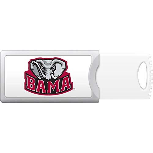 Universität Alabama Push USB Flash Drive, Classic V1–8GB