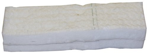 New ceramic wool sponge 2pcs x 30x10x1