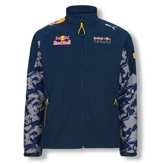 Red Bull New! 2016 Red Bull Team Softshell Jacket (M)