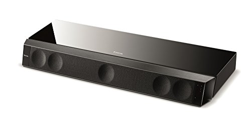 Subwoofer 450w (Focal EDIMPACK02 Dimension Soundbar inklusive Subwoofer schwarz)