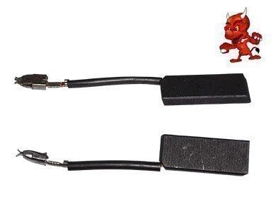 1-Satz-Kohlebrsten-Motorkohle-Kohlestifte-Schleifkohle-passend-fr-Siemens-WASH-DRY-6143