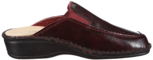 Hans Herrmann Collection hhc Siena 022053-10 Damen Clogs & Pantoletten Rot/Bordo