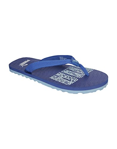 Puma Men Miami NG DP Blue Flip flops  available at amazon for Rs.329