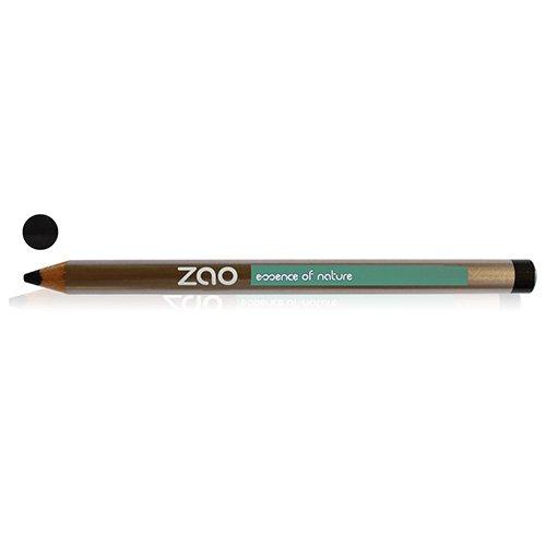 zao-holzstift-601-schwarz-kajal-eyeliner-augenbrauenstift-bio-ecocert-cosmebio-naturkosmetik