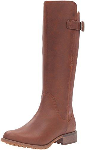 Timberland Banfield Arbre Moyen Mesdames étanche Boot Marron