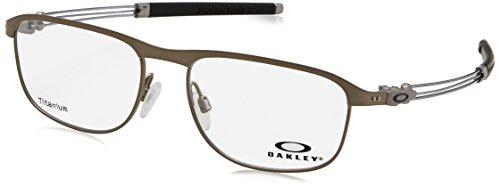 Preisvergleich Produktbild Oakley Rx Eyewear Für Mann Ox3112 Tumbleweed Polished Black Metallgestell Brillen, 53mm