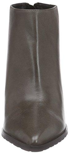 CAFèNOIR - Stivaletti classics di pelle di pecora a gamba corta da donna Marrone (273 TAUPE)